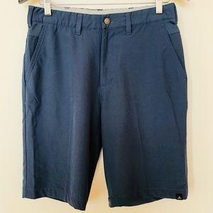 Adidas Ultimate365 Golf Shorts - Navy Blue